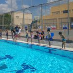 ניר עדין פעילויות ספורט - חוג שחייה